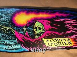 Santa Cruz Corey O'Brien Reaper Custom My Colorway Skateboard Deck
