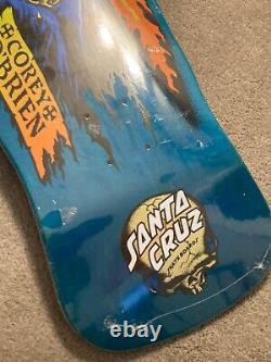 Santa Cruz Corey Obrien Skateboard deck