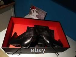 Santa Cruz Crotch Made By Gml Overknee Made In Italy Stiletto High Heel Boots
