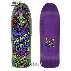 Santa Cruz Death Party Skateboard Deck 9.35 X 31.7