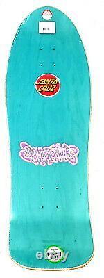 Santa Cruz Eric Dressen Celtic Roses Pink Skateboard Deck Limited Reissue 2020