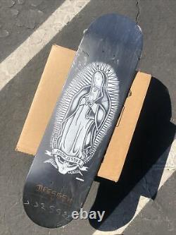 Santa Cruz Eric Dressen Jason Jessee Guadalupe Colab Skateboard Deck signed