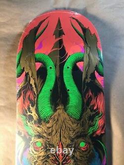 Santa Cruz Erick Winkowski Primeval Rare 8.25 Skateboard Deck