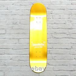 Santa Cruz Garbage Pail Kids Adam Bomb Topps Hazardous Hand Gold Skateboard Deck