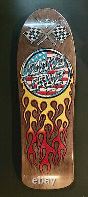 Santa Cruz JASON JESSEE V-8 brown stain in shrink Grosso Kendall Roskopp