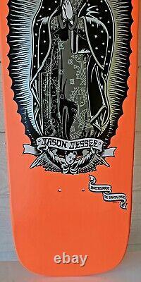 Santa Cruz Jason Jessee Guadalupe Old School Reissue Skateboard Deck