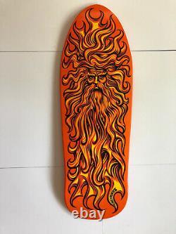 Santa Cruz Jason Jessee Sun God Orange Dip Reissue