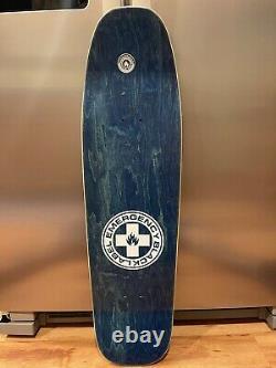 Santa Cruz Jeff Grosso Demon Reissue Skateboard Deck by Black Label NOS VHTF