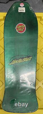 Santa Cruz Jeff Grosso Demon skateboard deck reissue Green RARE