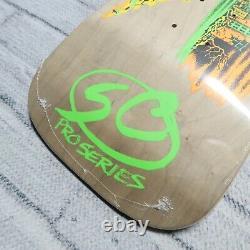 Santa Cruz Jeff Kendall Pumpkin Reissue Skateboard Deck New Shrink