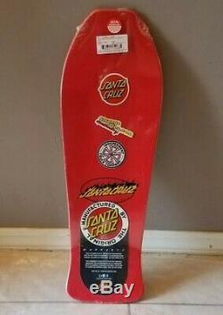 Santa Cruz Jeff grosso Demon Skateboard reissue deck