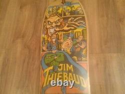 Santa Cruz Jim Thiebaud SMA #81/500 Reissue Skateboard Deck New in shrink