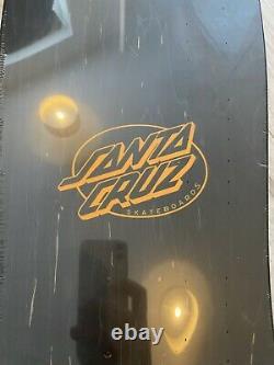 Santa Cruz Kendall Pumpkin Reissue 10 Skateboard Deck. Not Powell