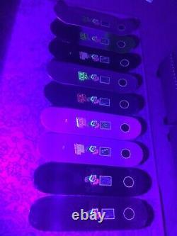 Santa Cruz Mars Attacks Skateboard Deck Full Collection