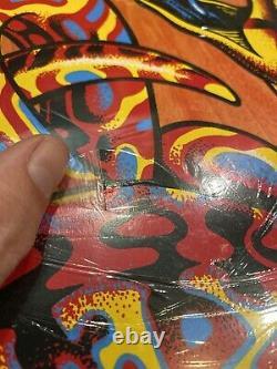 Santa Cruz NIS Jeff Kendall Red Snake Reissue SMA Slimeballs