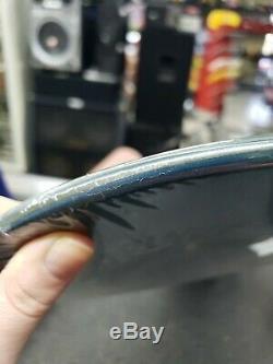 Santa Cruz Rob ROSKOPP FACE Blue Powerply Skateboard Deck NEW 9.5. SMALL DEFECT