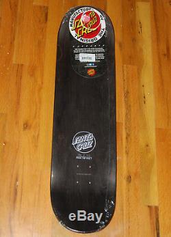 Santa Cruz Rob Roskopp 4 Yellow Skateboard Deck Target IV NHS Vault limited 40