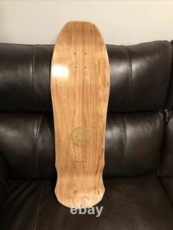 Santa Cruz Rob Roskopp Face Jason Edmiston Reissue Skateboard Deck