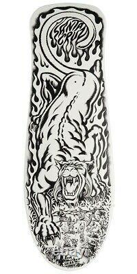Santa Cruz Salba Tiger My Colorway DIY Old School Reissue Skateboard Deck