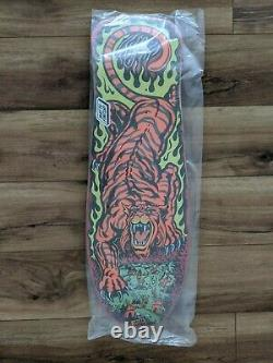Santa Cruz Salba Tiger Reissue Skateboard Deck (IN HAND FAST SHIP)