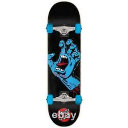 Santa Cruz Screaming Hand Sk8 Complete Skateboard Black 8