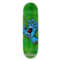 Santa Cruz Skateboard Complete Screaming Hand 8.8 With Independent & Soft Wheels
