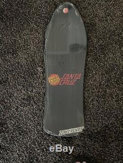 Santa Cruz Skateboard Deck Jason Jessee Neptune 30 Year Anniversary