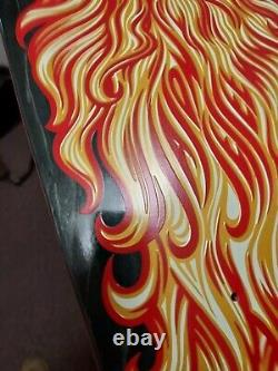 Santa Cruz Skateboard Deck Jason Jessee Reissue Sun God 9.9