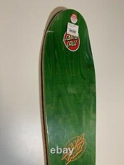 Santa Cruz Skateboard Salba Witch Doctor Grand Shaped Re-Issue 9.7 Old School