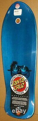 Santa Cruz Sma Natas Kaupas Panther 3 Reissue Skateboard Deck Rare