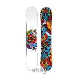 Santa Cruz Snowboard Decal Freeride/Mountain/Backcountry Brand New
