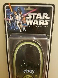 Santa Cruz Star Wars Yoda Collectible Skateboard Deck New