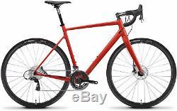 Santa Cruz Stigmata 2.1 CC Rival Mens Gravel Bike 2019 Red