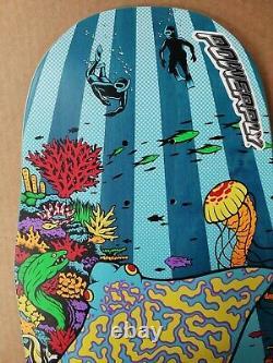 Santa Cruz Winkowski Aquatic Skateboard Deck Rare