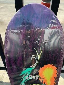 Santa Cruz skateboard Reaper deck corey obrien rare nos limited powell peralta