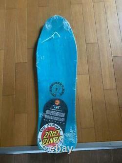 Santa Cruz skateboard deck Bigfoot 9.5 inch unused limited edition From Japan