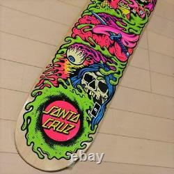 Santa Cruz skateboard deck GORENA 8.0 inch unused item imported from Japan