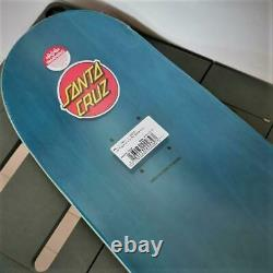 Santa Cruz skateboard deck LOW TIDE DECK 8.0 inch unused imported from Japan
