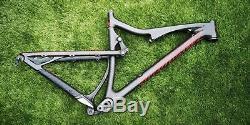 Santa Cruz tallboy C Carbon, Large, frame only