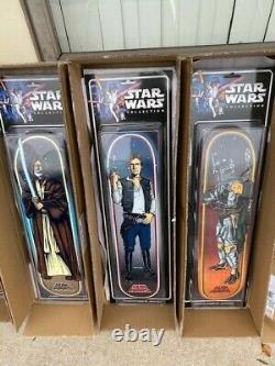 Santa Cruz x Star Wars Limited Complete Collection (11) Brand New