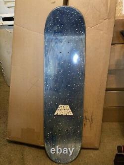 Santa Cruz x Star Wars Return Of The Jedi Skateboard Deck