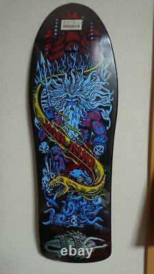 Santa cruz 30Th Anniversary SkateBoard Deck Jason Jessee 10x32 NEW ZEPHYR F/S
