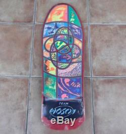 Santa cruz Original Christian Hosoi Vintage Skateboard deck