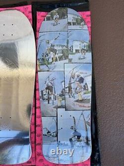 Santa cruz skateboard natas kaupas blind bag 6 deck set rare limited SMA