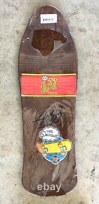 Simpsons x Santa Cruz skateboard Sea Captain Limited edition Rare