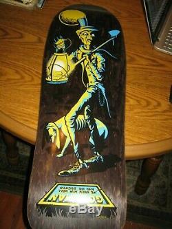 Skateboard Deck re-issue Santa Cruz OOP Goodman 30 Thirty Years Scarce