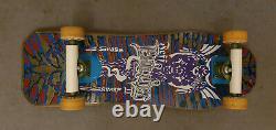 Skateboard Sims Jeff Phillips Santa Cruz 1987