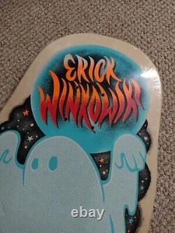Super Rare Santa Cruz Winkowski Ghost Deck