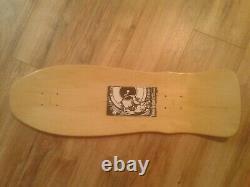 Ultra Rare Santa Cruz Claus Grabke Pro Model 2016 reissue skateboard deck