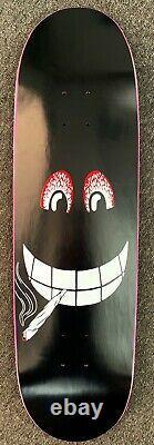World Industries Jovontae Turner Skateboard Deck Powell Peralta Santa Cruz 420